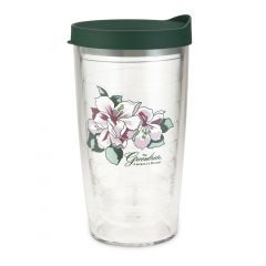 The Greenbrier Rhododendron Tumbler, 16 oz.