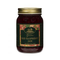 Greenbrier Gourmet Red Raspberry Jam