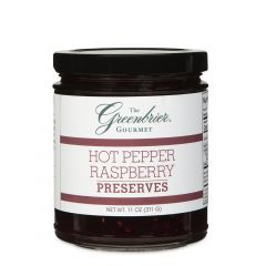Greenbrier Gourmet Hot Pepper Raspberry Preserves