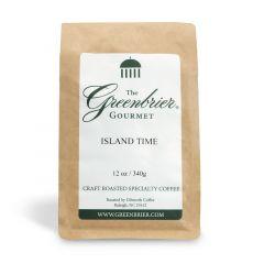 Greenbrier Gourmet Island Time Coffee