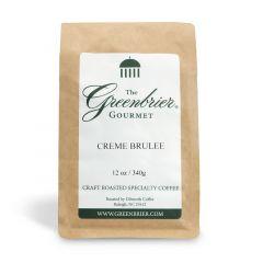 Greenbrier Gourmet Creme Brulee Coffee