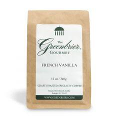 Greenbrier Gourmet French Vanilla Coffee