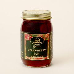 Greenbrier Gourmet Strawberry Jam