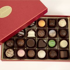 Greenbrier Signature Assorted Chocolates Gift Box- 24 Piece