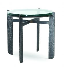 Greenbrier Ashford Round End Table (Quote)
