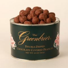 Greenbrier Double Dipped Chocolate Covered Peanuts