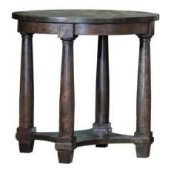Greenbrier Colonnade End Table (Quote)