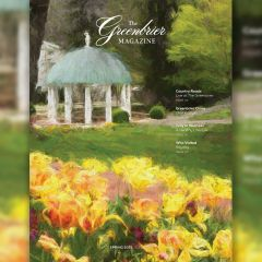 The Greenbrier Magazine Spring 2021
