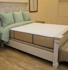 The Greenbrier Queen Mattress Set with Split Box Spring