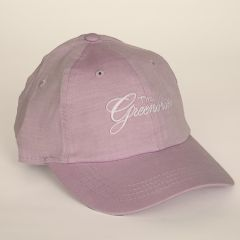Greenbrier Logo Ladies Lightweight Cotton Cap- Lt. Purple