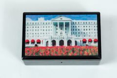 The Greenbrier Front Entrance Mint Box