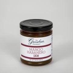 Greenbrier Gourmet Mango Habanero Jam