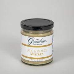 Greenbrier Gourmet Dill & Pickle Mustard