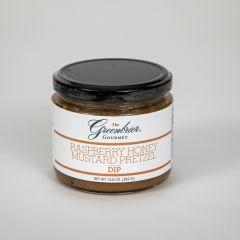 Greenbrier Gourmet Raspberry Honey Mustard Pretzel Dip