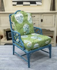 Greenbrier Fillmore Carved Bamboo Chair (Quote)