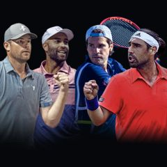 Greenbrier Champions Tennis Classic - Adult Courtside Ticket