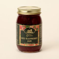 Greenbrier Gourmet Red Raspberry Jam