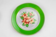 Rhododendron Bread & Butter Plate