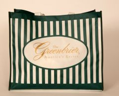 The Greenbrier America's Resort Recyclable Tote